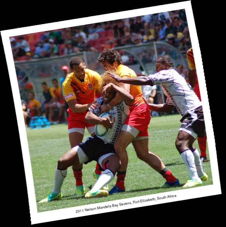 2011 NMB Rugby Sevens - Port Elizabeth, South Africa
