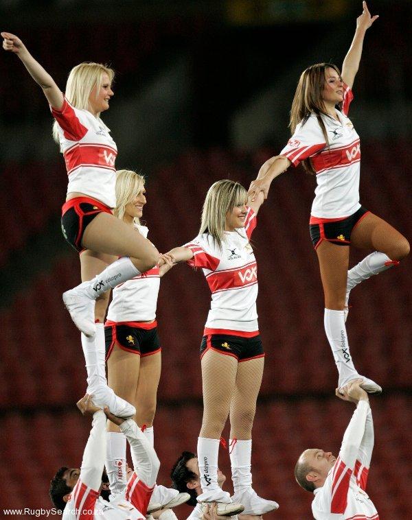 Lions Dancers