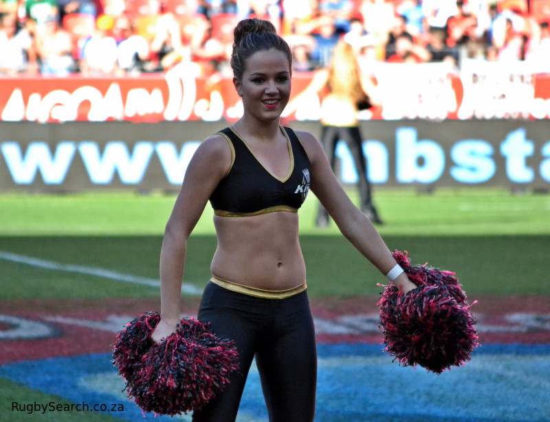 Southern Kings Cheerleaders