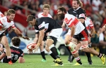 Willem Alberts Knocks On