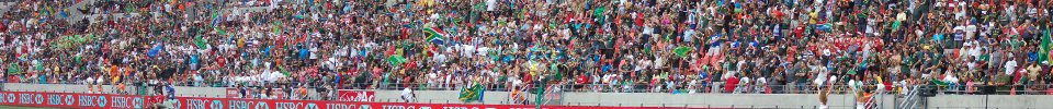 2012 Nelson Mandela Bay Sevens, Port Elizabeth, South Africa