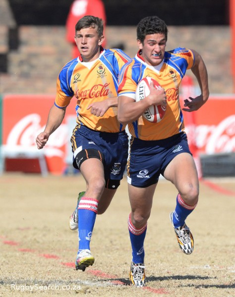 Ep to meet swd in coca cola craven week finale for Divan rossouw