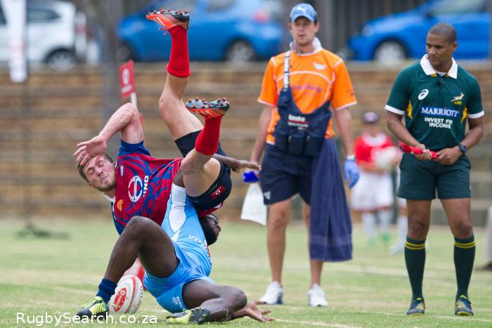 A feast of tries in Vodacom Cup opener weekend