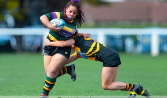 The number of competitive girls' matches has more than doubled in Scotland
